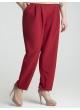 брюки Авеню (красный)