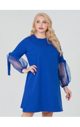 платье Милан2 (электрик)