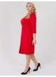 платье Кейт (красный)