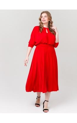 платье Софи2 (красный)