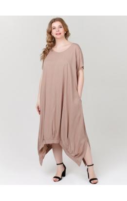 платье Хьюстон (бежевый)