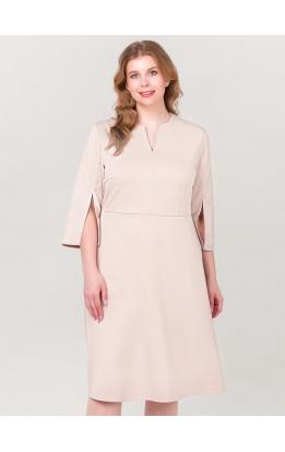 платье Мишель (бежевый)