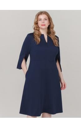 платье Мишель (темно-синий)