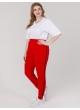 брюки Спорт (красный)