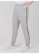 брюки Спорт (серый меланж)