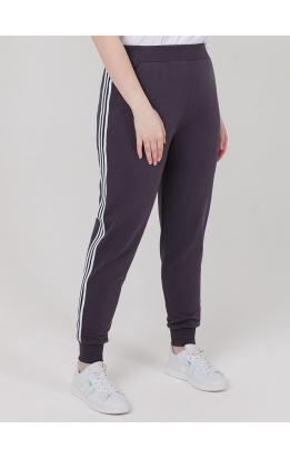 брюки Спорт (темно-серый/ч/б)