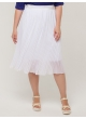 юбка Плиссе (белый)