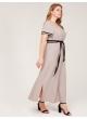 платье Миранда (бежевый)