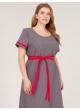 платье Миранда (коричневый)