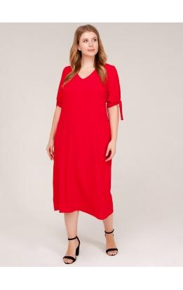 платье Вики (красный)