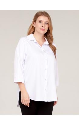 рубашка Клан (белый)