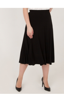 юбка Годе (черный)