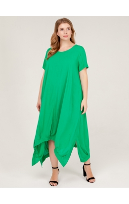 платье Хьюстон (зеленый)