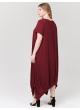 платье Хьюстон (бордовый)