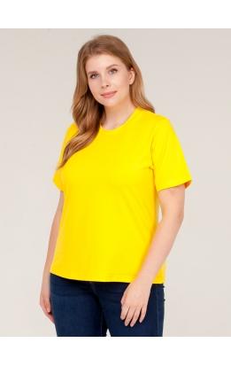 футболка База (желтый)