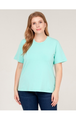 футболка База (бирюза)