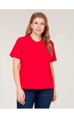 футболка База (красный)