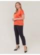 блуза Уитни (оранжевый)
