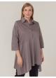 блуза Палермо (серо-бежевый)