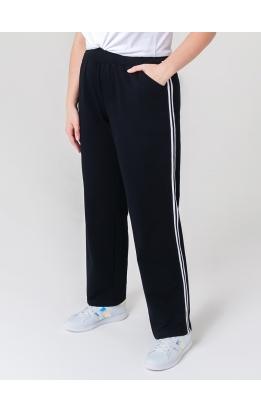 брюки Уэмбли (черный ч/б)