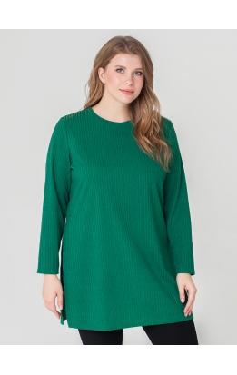 туника Вика2 (зеленый)