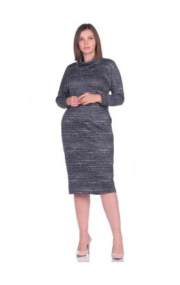 платье Лучано (серый/меланж)