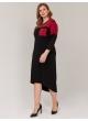 платье Хелен (бордо)