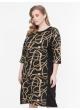 платье Линда2 (черный/цепи)
