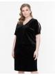 платье Кари (черный)