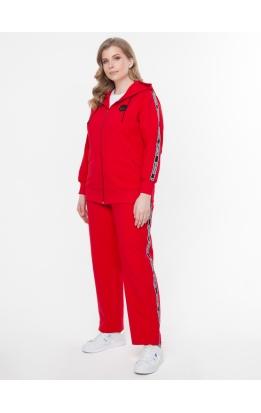 спортивный костюм Лайф (спарада/красный)