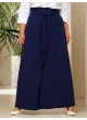 брюки Палаццо (темно-синий)