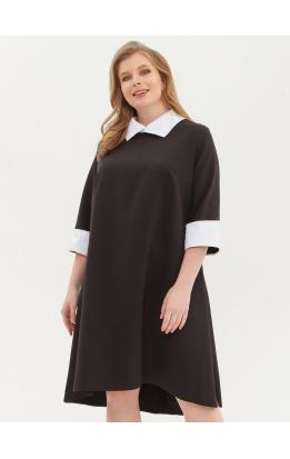 платье Монро (черный)