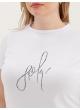 футболка ДжастинТ (белый)