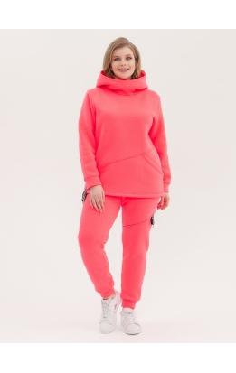 спортивный костюм Шэри (розовый неон)