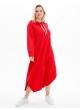 платье Калифорния (красный)