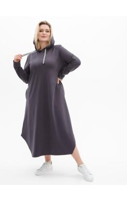 платье Калифорния (серый)