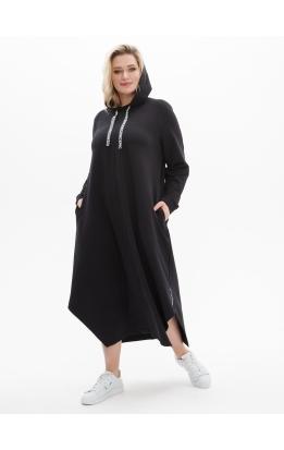 платье Калифорния (черный)