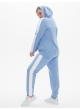 спортивный костюм Квинс (голубой)