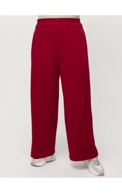 брюки Грэм (бордовый)