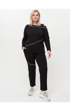спортивный костюм Сальса (черный)