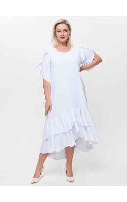 платье Скай (белый)