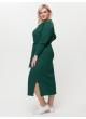 платье Агора (темно-зеленый)