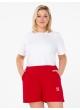 шорты Пляжные (красный)