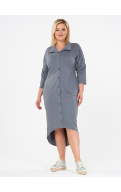 платье Гранта (серый)