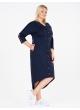 платье Гранта (темно-синий)
