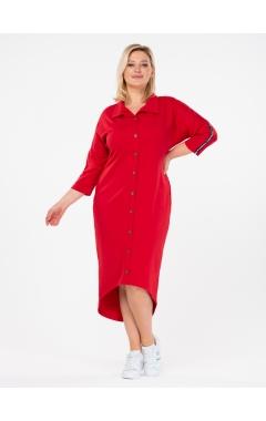 платье Гранта (красный)