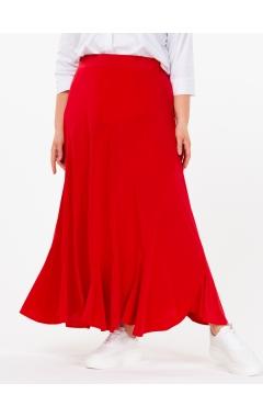 юбка Раш (красный)