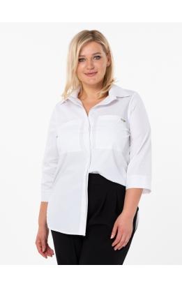 рубашка Белая (белая)