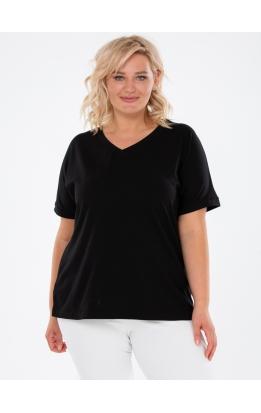 футболка Модерн (черный)