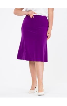 юбка Элегант (фиолет)